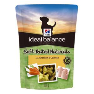 Hill's Ideal Balance Soft Baked Dog Treats Chicken & Carrot