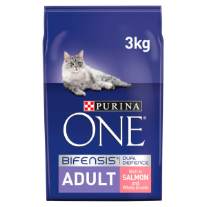 Purina ONE Adult Salmon and Whole Grains