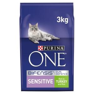 Purina ONE Sensitive Turkey & Rice