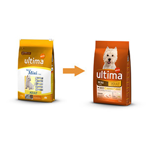 Ultima Mini Adult Dog Food