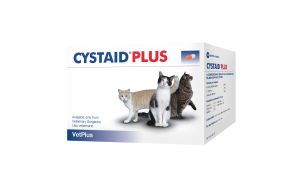 Cystaid Plus - 240 Gélules - Chat