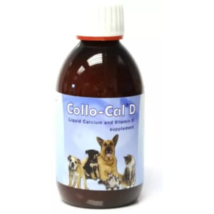 Collo-Cal D Calcium & Vitamin D Liquid Supplement