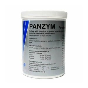 Panzym Powder for Dog & Cat