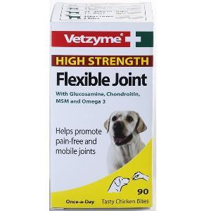 Vetzyme High Strength Flexible Joint Tabs