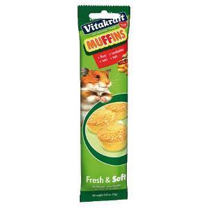 Vitakraft Muffins pour Rongeurs aux Noix