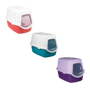 Trixie Vico Litter Tray with Dome