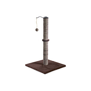 Ancol Premo Sisal Cat Scratching Post in Brown