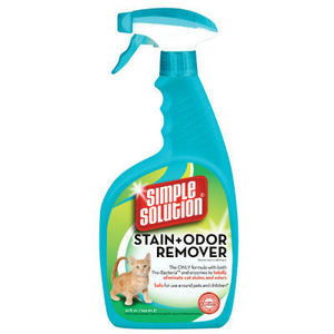 Simple Solution Stain & Odour Eliminator For Cats