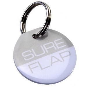 Médaillon d'identification Sureflap RIFD