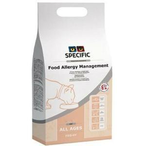 Specific Feline FDD-HY Food Allergy Management