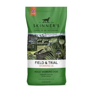 Skinner's Field & Trial Crunchy - Poulet & Riz - 15kg