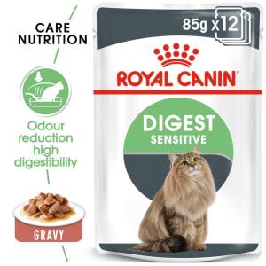 Royal Canin Digest Sensitive Nassfutter für Katzen mit empfindlicher Verdauung
