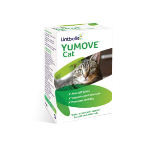 YuMOVE Triple Action Joint Supplement for Cats