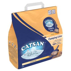 Catsan Ultra Klumpende Katzenstreu 5L