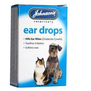 Ohrentropfen für Hunde und Katzen