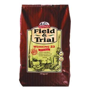 Skinners Field & Trial Working 23 Hundefutter