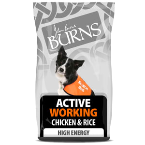 Burns Canine Active For Working Dogs