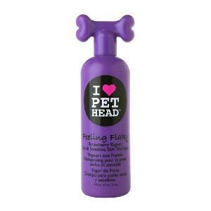 Pet Head - Shampoing Feeling Flaky Réhydratant Peau sensible - 475ml