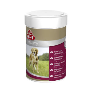 8 in 1 Vitality Brewers Yeast Tablets for Dog