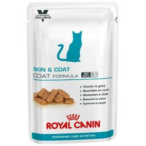 Royal Canin Skin & Coat Formula Adult Wet Cat Food