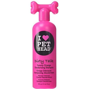 Pet Head – Dirty Talk desodorierendes Shampoo für Hunde