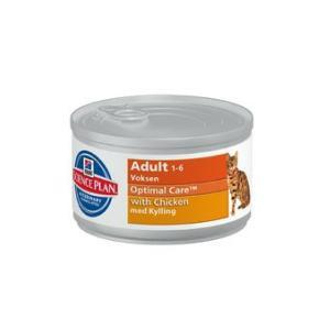 Hills Science Plan Feline Adult Cans