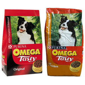 PURINA OMEGA Tasty Dog With Chicken