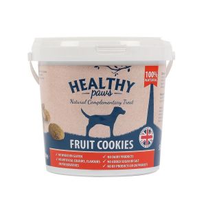 Healthy Paws Fruit Cookie Dog Treats
