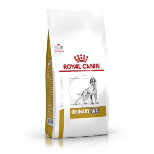 Royal Canin Urinary U/C Low Purine UUC 18 Hundefutter