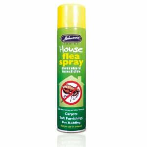 Johnsons Household Cat & Dog Flea Spray