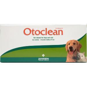 Otoclean Ohrreiniger für Katzen und Hunde - 18x5ml