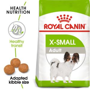 Royal Canin X-Small Adult Dry Dog Food