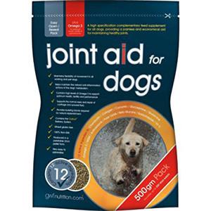 Joint Aid Gelenkunterstützende Nahrungsergänzung für Hunde