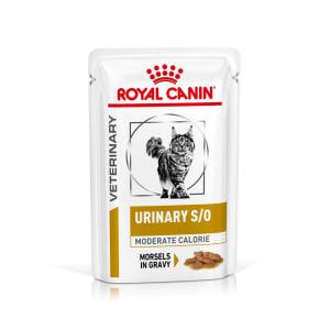 Royal Canin – Urinary S/O Moderate Calorie für Katzen (Nass)