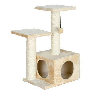 Trixie Valencia Scratching Post Beige