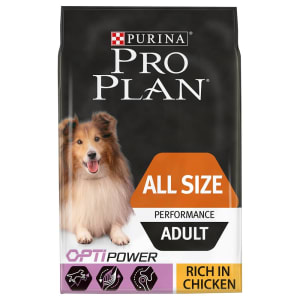 PURINA PRO PLAN volwassen hond Performance