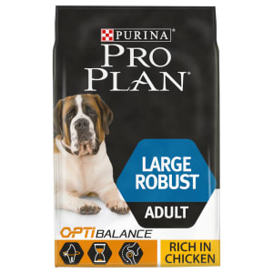 Purina Pro Plan Opti Balance Large Robust Adult Dry Dog Food - Chicken