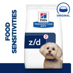 Hill's Prescription Diet Food Sensitivities z/d Mini Dry Dog Food - Original