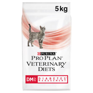 PURINA PROPLAN VETERINARY DIETS Feline DM St/Ox Diabetes Management