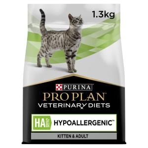 Purina Pro Plan Veterinary Diets HA St/Ox Hypoallergenic Dry Cat Food