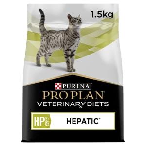 Purina Pro Plan Veterinary Diets HP St/Ox Hepatic Adult/Senior Dry Cat Food - Chicken