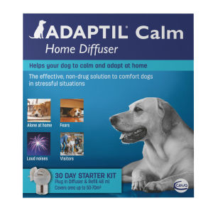 Adaptil Calm Home Diffuser Plug-in & Refill for Dog & Puppies