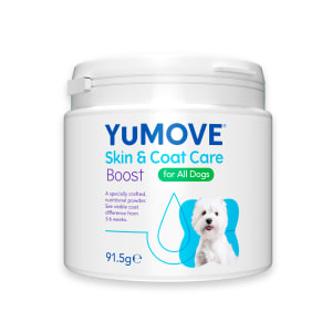 YuDERM Boost Coat, Skin & Nail Care Supplement For Dogs