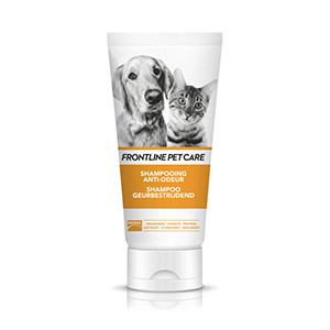 Frontline Pet Care Shampooing Anti-odeur