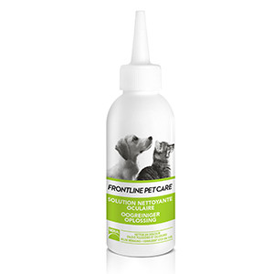 Frontline Pet Care Solution Nettoyante Oculaire