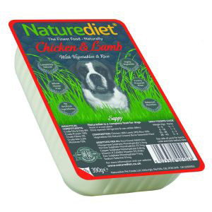 Naturediet Original Chicken and Lamb
