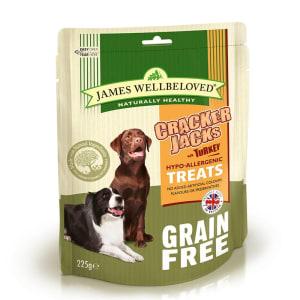 James Wellbeloved – CrackerJacks (Hundesnack)