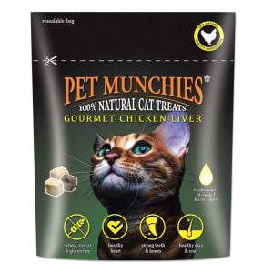 Friandises Pet Munchies Lyophilisées pour Chats