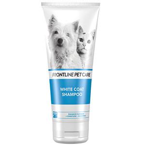 Frontline Pet Care White Coat Shampoo