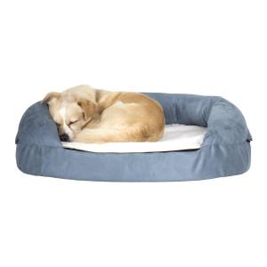 kokoba oval memory foam dog bed